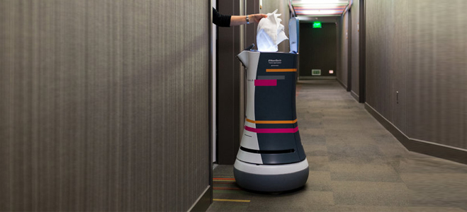 Personalizing the guest experience – Will robots make an impact?