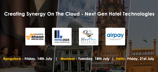 Hotelogix Partners with Amazon Internet Services Private Limited for an Exclusive Event for India Hoteliers
