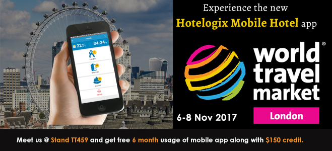 Smart Hoteliering on the Go! Come, Meet us at ITB Asia 2017 Hospitality Tech Event