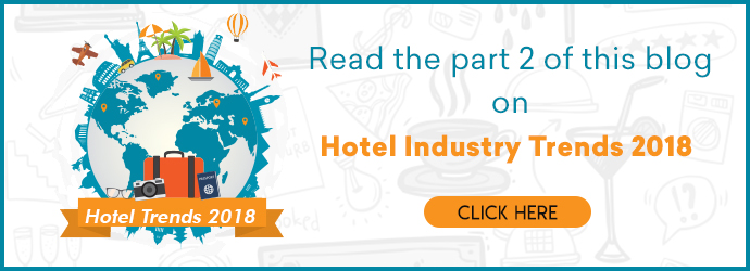 Latest technology in hotel industry