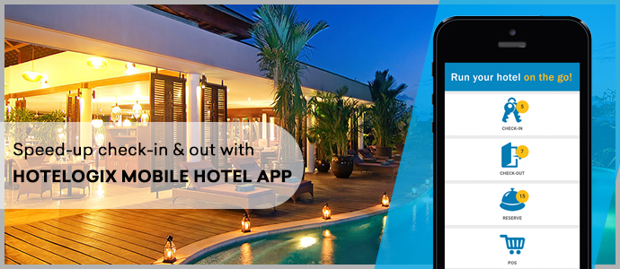 simplify hotel check-in and checkout