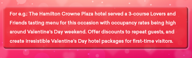 Top 4 Valentine S Day Ideas For Hotels To Maximize Revenue And Gain