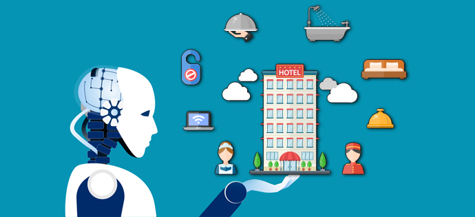Artificial Intelligence for Smart Hotels