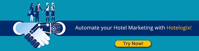marketing automation for hospitality industry