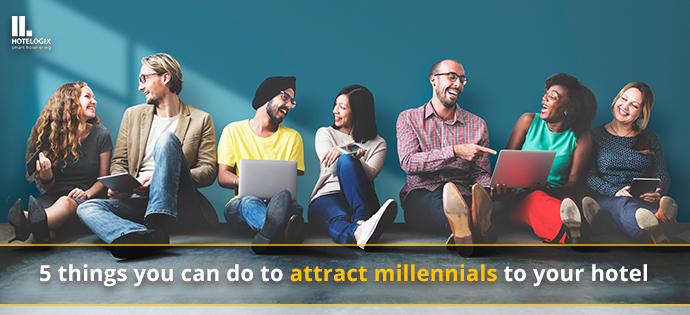attract millennials to your hotel