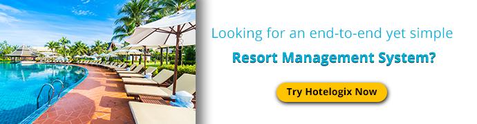 resort property management system
