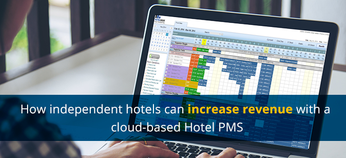 cloud hotel management system for independent hotels
