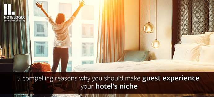 personalized hotel guest experience