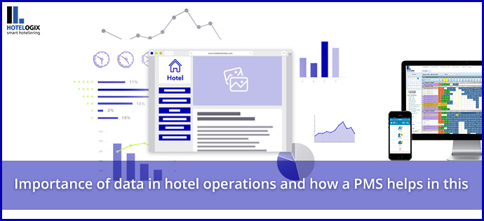 How To Use Data To Improve Hotel Operations & How a Cloud Hotel PMS Helps In This