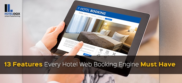 features of online hotel booking engine