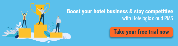 Key to success for independent hotels is Cloud Hotel PMS