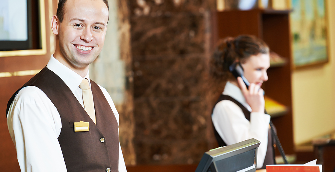 improve hotel staff productivity