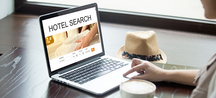 use of a hotel booking engine system to increase revenue