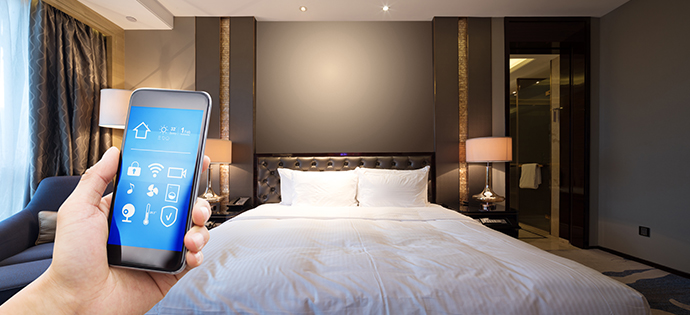 benefits of technology in hospitality industry