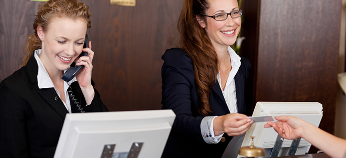 how to handle double booking in hotels