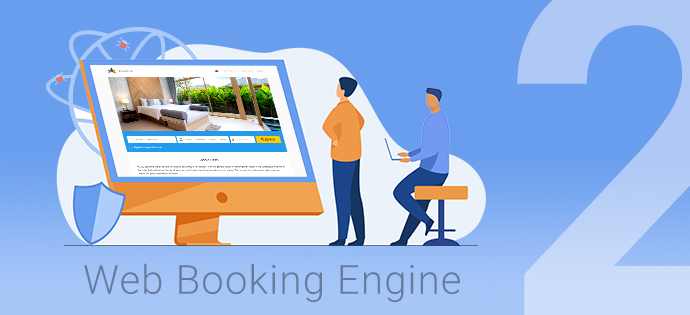 Contactless Sales Online with Hotelogix Web Booking Engine 2.0