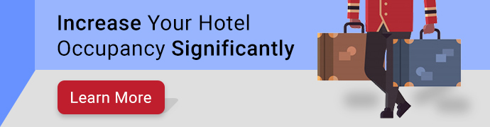 Increase your hotel occupancy significantly - CTA