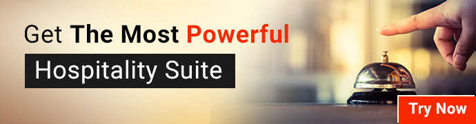 Get The Most Powerful Hospitality Suite