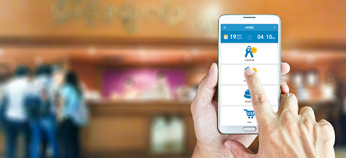 High Time: Hotels Must Turn to Mobile Tech To Manage Future Challenges