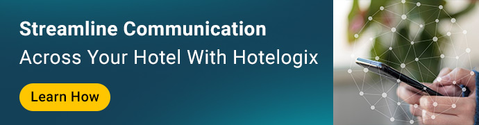 Streamline communication across your hotel with Hotelogix