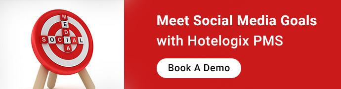Meet Social Media Goals With Hotelogix PMS
