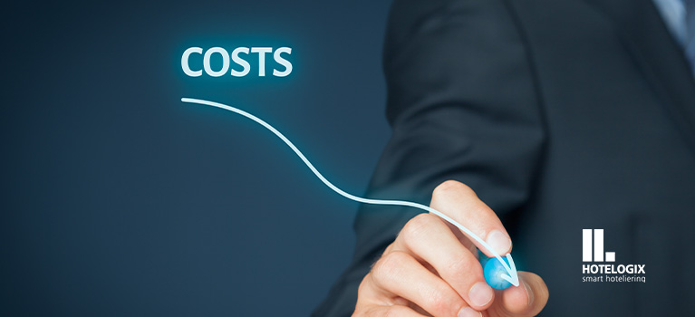 Top 3 hotel operating costs & how to reduce them with a PMS System