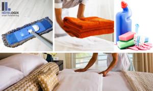 Tener un buen servicio de limpieza para que hacer que sus clientes les visiten una y otra vez