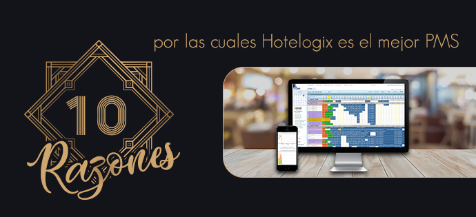Hotelogix ha completado 10 años