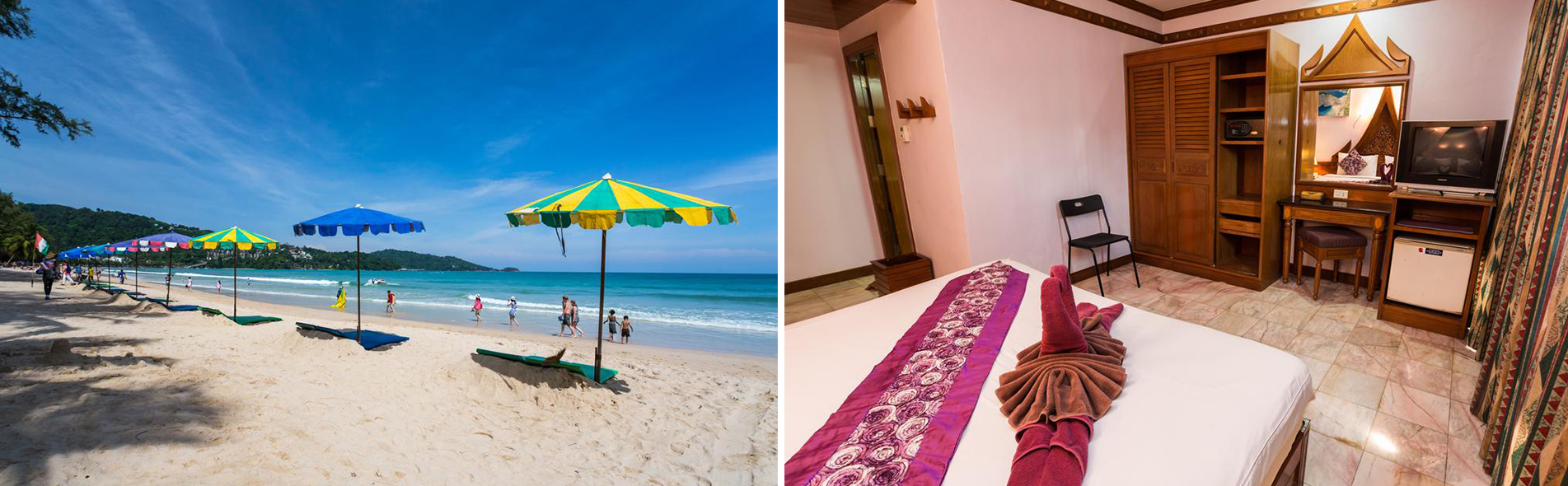 Hotel Patong Beach Bed &  Breakfast