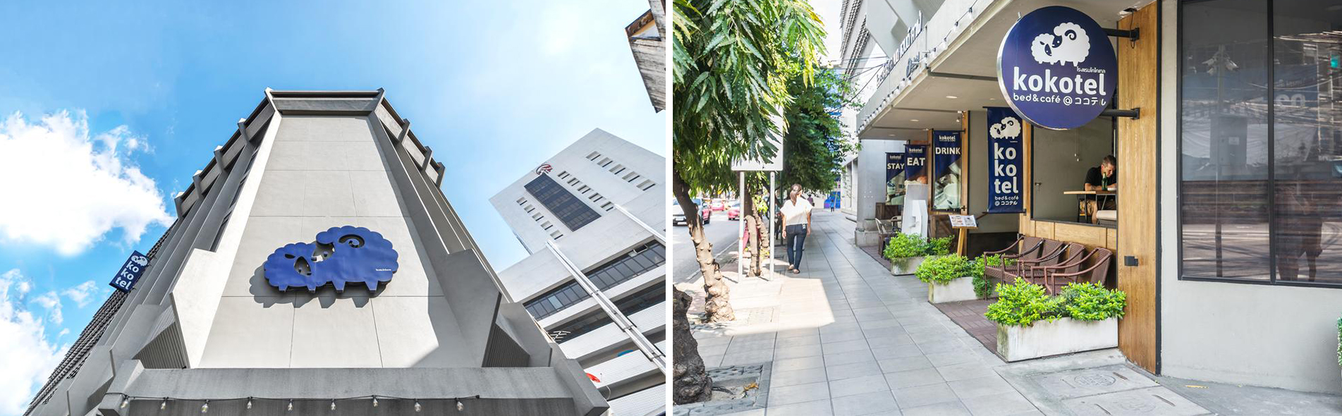 Kokotel Hotels, Bangkok, Thailand