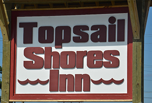 Topsail Shores Inn, Sneads Ferry, North Carolina, USA