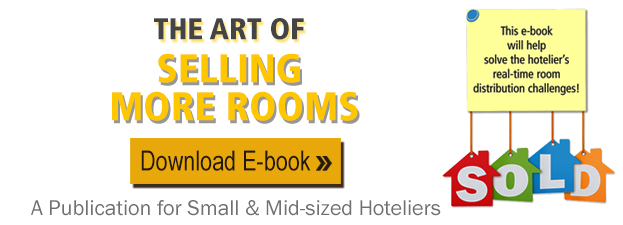To increase revenues, hoteliers should understand how to use the most productive channel for selling hotel rooms. This e-book will provide you an insight on how to overcome the challenges that most small and mid-sized hotels face when selling rooms. This guide will help you implement the right strategies in order to expand your presence in the market.