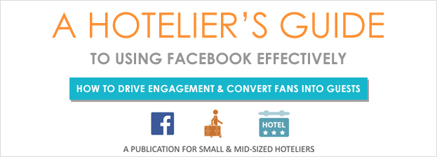 Facebook is the new big thing in the hospitality industry and hoteliers are making every effort to win guests from their Facebook page. Does your hotel also want to be a part of this changing trend?
