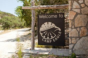 Camp Eagle, Texas, USA