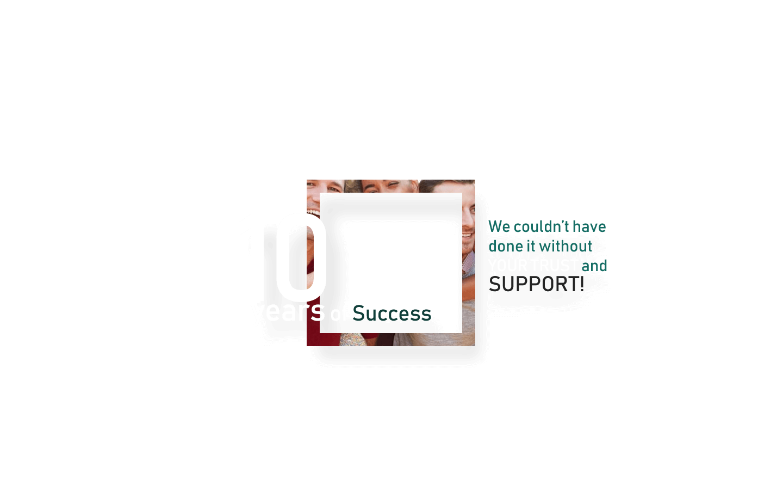 Hotelogix 10 Years of Success