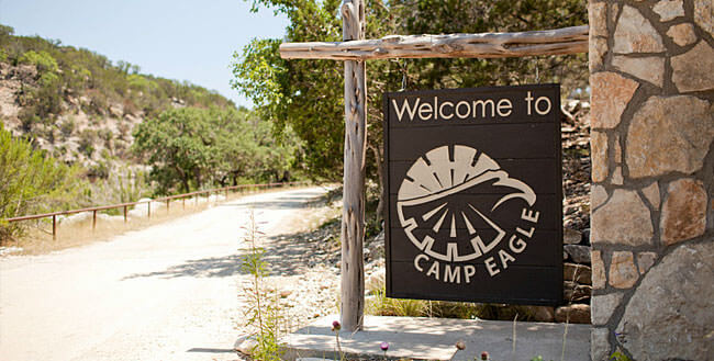 Camp Eagle, Texas