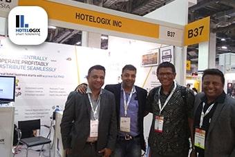 Hotelogix at ITB Asia 2018