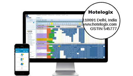 GST Compliant Hotel Software