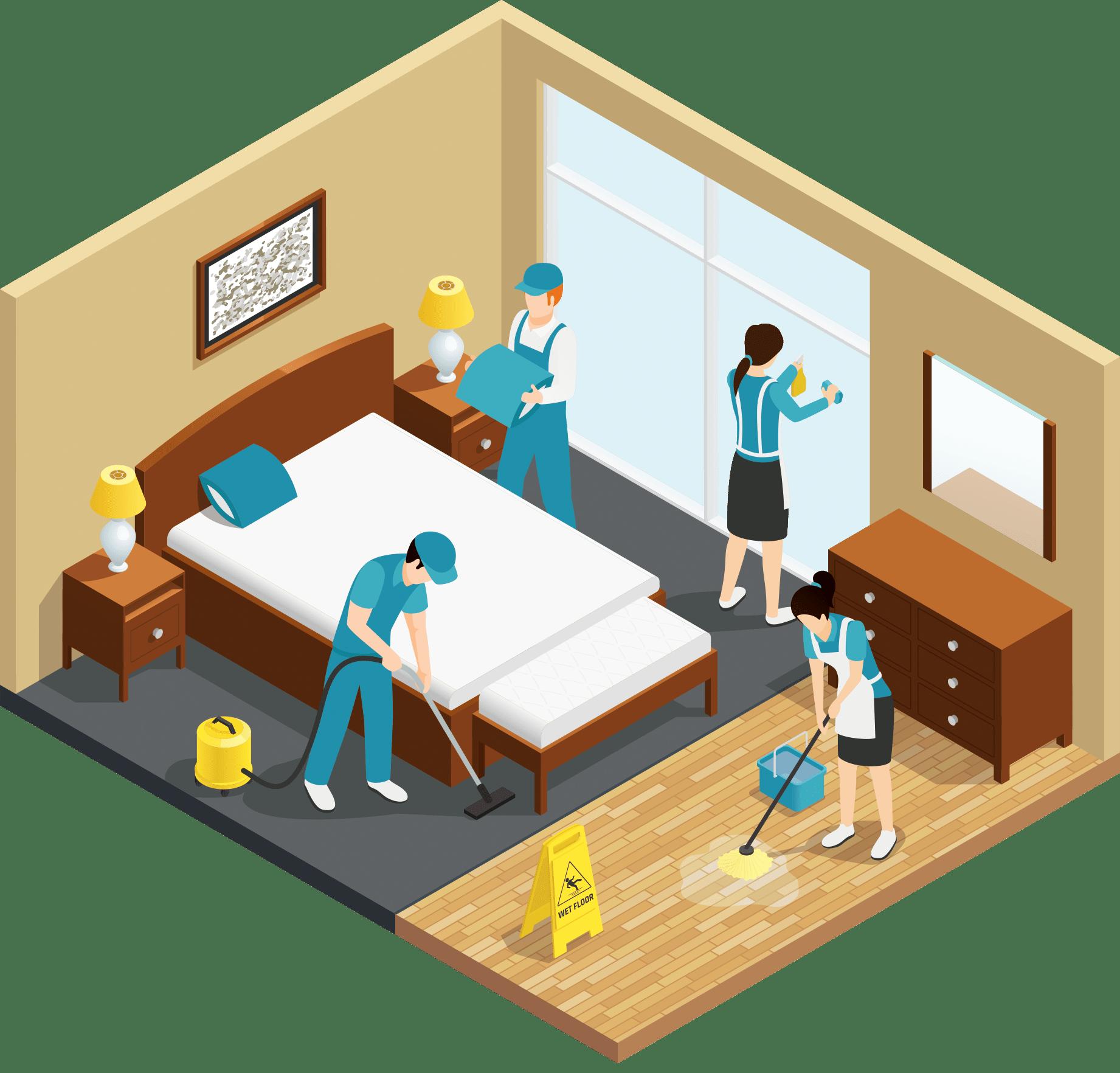 Hotel House Keeping Software | Web Based Housekeeping Management