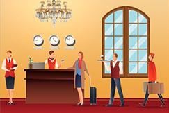 Cómo mejorar la experiencia del huésped en el hotel – Página de solución