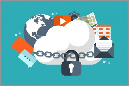 data security in cloud based PMS