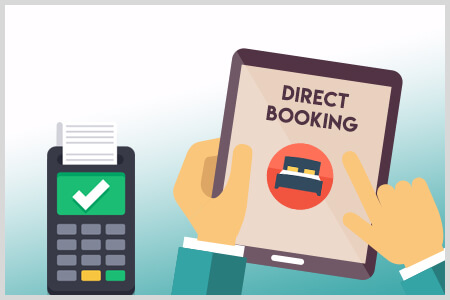 Drive direct bookings